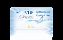 ACUVUE OASYS® til BYGNINGSFEJL med HYDRACLEAR® PLUS-teknologi – 2 ugers kontaktlinser